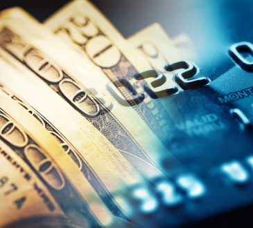 Money and credit card